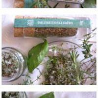 Dalmát fűszerkeverék Isztriából hazafelé jövet vásárolva