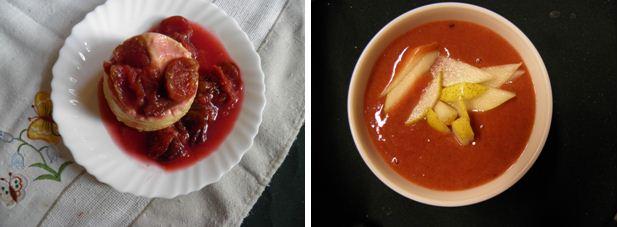 5f1c92712f Nagyon jó főtt hús mellé, nagyon finom édességnek, pudinghoz, réteshez, de  összeturmixolva, egy narancs levével hígítva krémlevesnek is szuper.