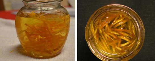 56bea7d4a8 Narancsos méz készítése avagy méz narancs csíkokkal gasztroajándékba - Így  főz anyátok
