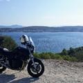 Motoros nyaralás Horvátországban