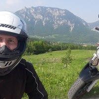Kanyargós nap az osztrák hegyekben