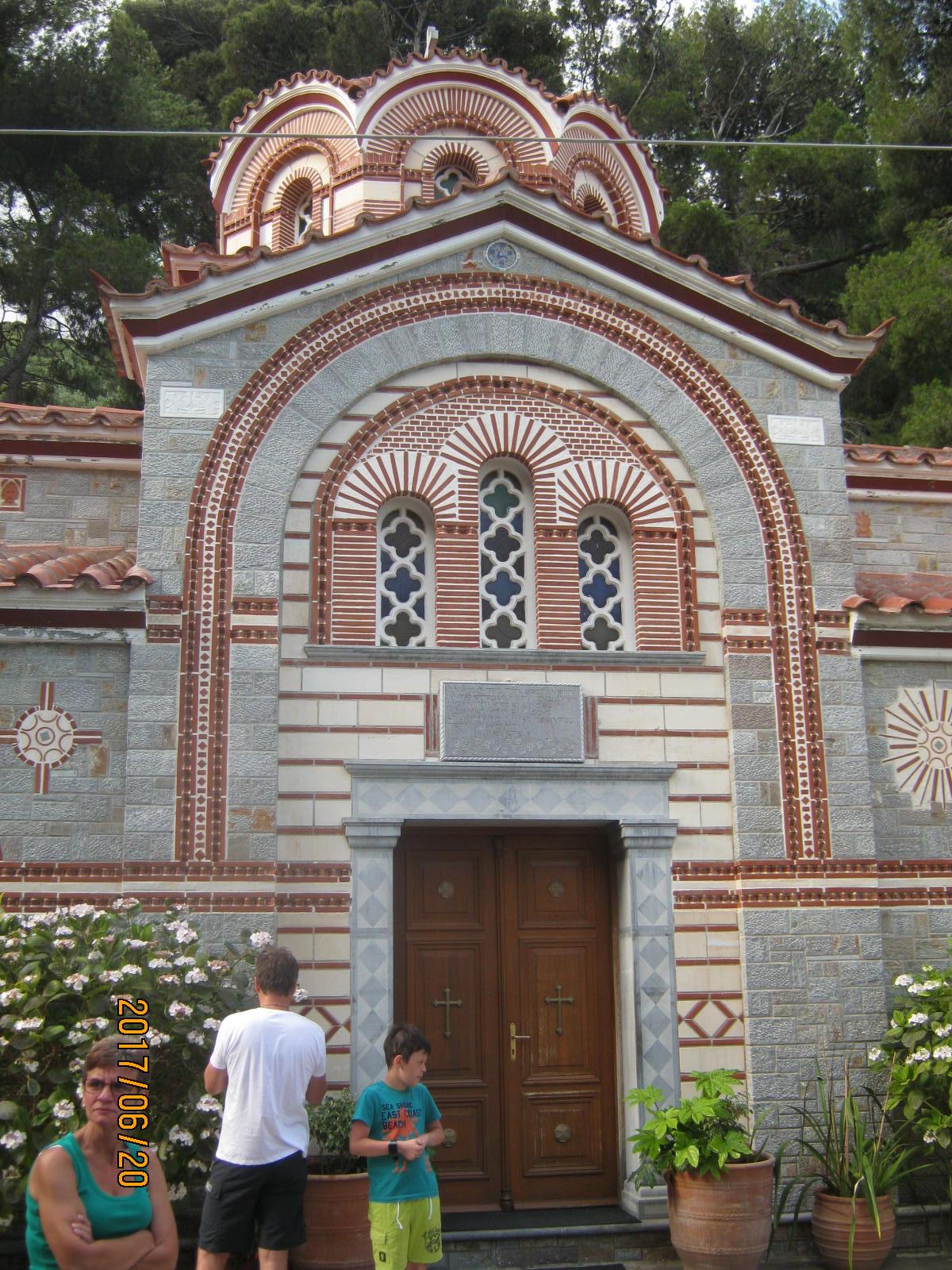 Sárkányölő Szent György templom