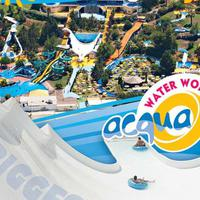 Aquapark, ahol anya is kilép a komfortzónájából