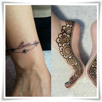 Tetoválás vagy henna?