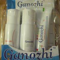 Ganozhi tisztálkodó szerek utazós mini szettben