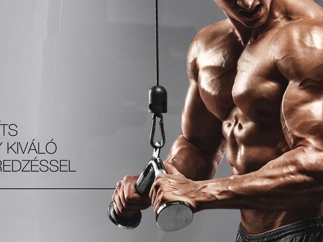 Brutális bicepsz edzés – komplex kar edzés a kőkemény bicepszekért!