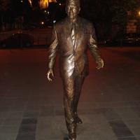 Reagan lánya Budapesten?