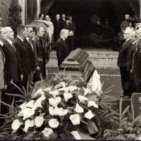 Jelentés Illyés Gyula temetéséről