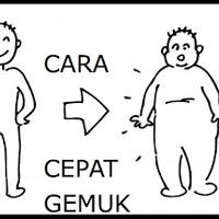 Cara Ampuh Menaikkan Berat Badan