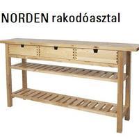 NORDEN rakodóasztal = Vasalódeszka! :)