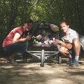 Októberi nyár a Budakeszi Vadasparkban