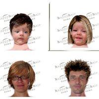 Nagy őszi családi hajhullás