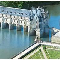 Amboise, Chateau de Chenonceau, Pagode de Chanteloup és Leonardo
