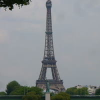 Ascension,  Citroen Park, Szabadság Szobor, Trocadero, Etoile, Champs Elysees