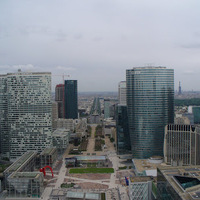 La Defense: Párizs Manhattanje