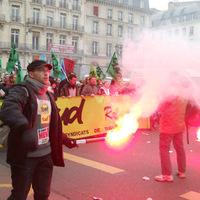 Egy párizsi tüntetés magyar szemmel