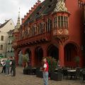 Basel, Freiburg és Strasbourg