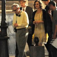 Woody Allen Minuit a Paris, avagy Paris je t'aime