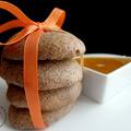 Mákos keksz citrus sziruppal