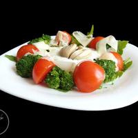 Egy könnyű saláta a hétkezdéshez