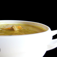 Füstös-currys lencseleves