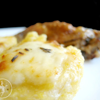Illatos csirkecomb