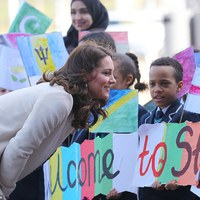 Hivatalosan is szülési szabadságra megy Katalin hercegné