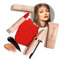 Gyönyörű lett Gigi Hadid és a Maybelline közös sminkkollekciója!