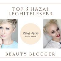 Top 3 leghitelesebb hazai beauty blogger, akiket érdemes követned!