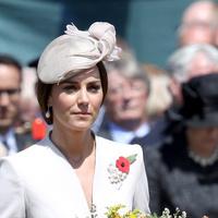 Gyönyörű ruhában jelent meg Katalin hercegné Belgiumban - ráadásul duplázott is!