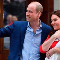 Íme az első fotók Vilmos herceg és Katalin harmadik gyermekéről!