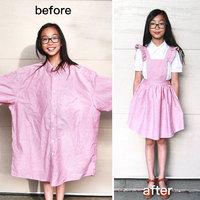 Így lesz egy elhasznált ruhából csinos és divatos darab!