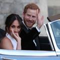 Igazán stílusosan távozott Harry herceg és Meghan az esküvőjükről!
