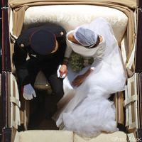 Kiállítják Meghan Markle esküvői ruháját és ékszereit