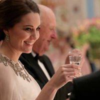 Fenséges ruhában tündökölt Katalin hercegné Oslóban