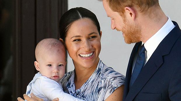 Cuki fotókon Harry és Meghan 4 hónapos kisfia