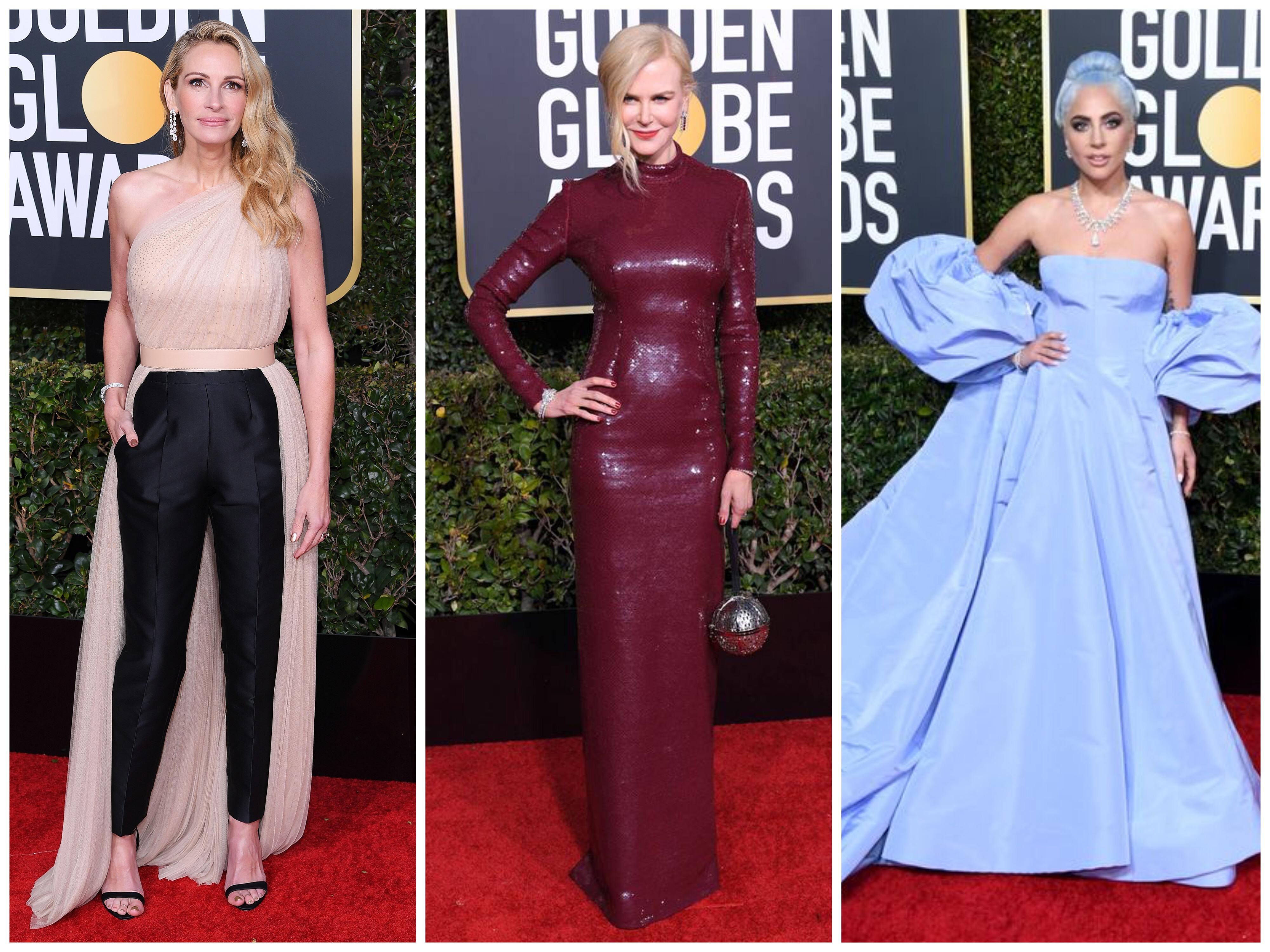Ilyen volt az idei Golden Globe gála képekben