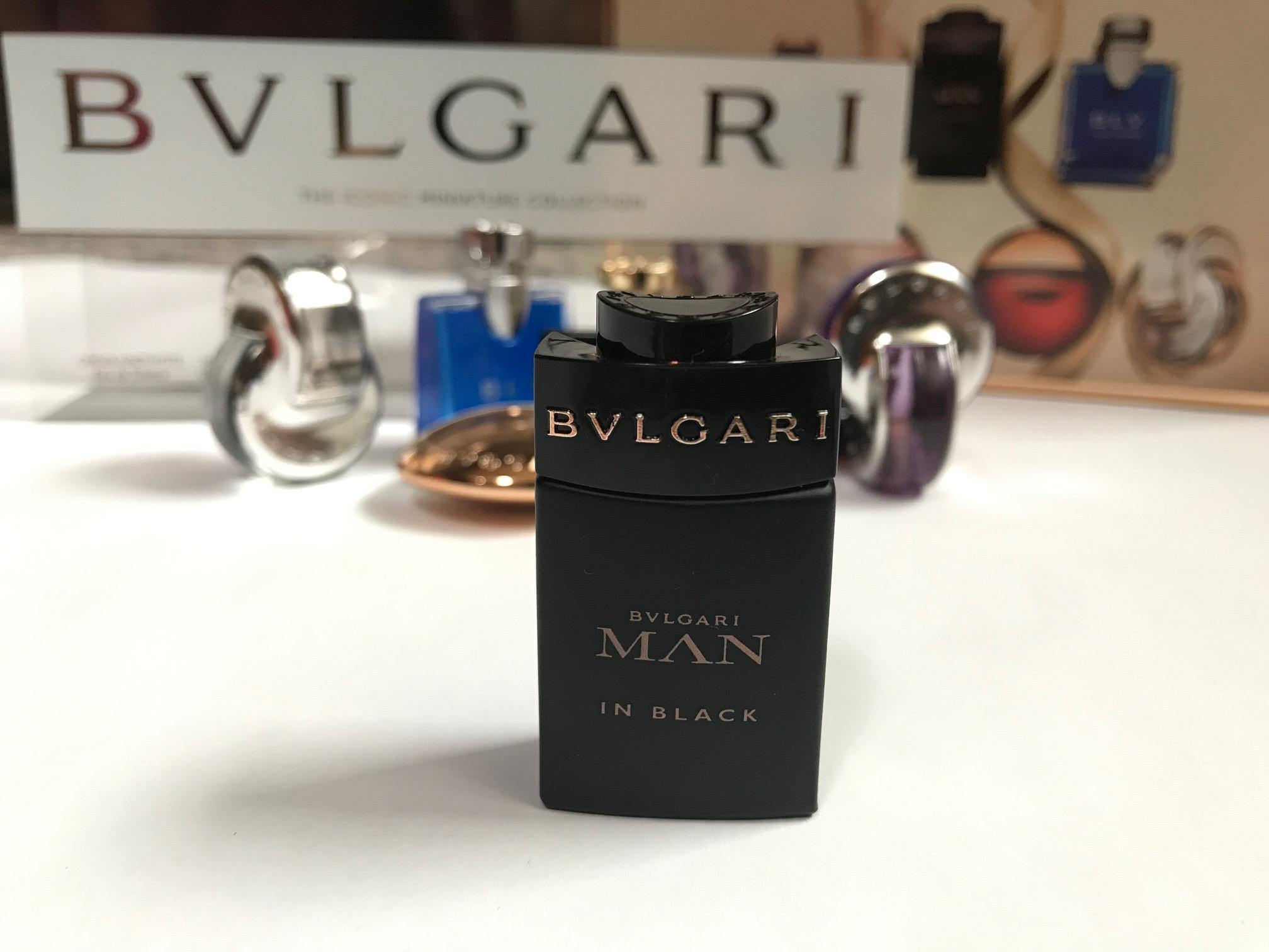 Íme a legaranyosabb parfüm kollekció! - Bvlgari miniatűr szett teszt ... 816d29c653