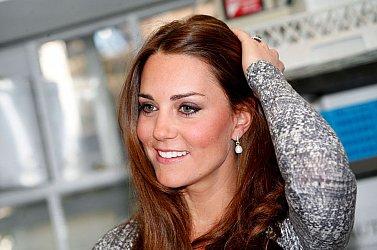 Így jelent meg Katalin hercegné fél év után először a nyilvánosság előtt