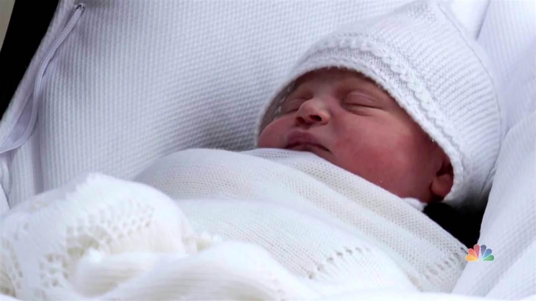 Bejelentették Vilmos herceg és Katalin harmadik gyermeke nevét!