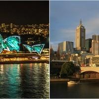 Kalandok Ausztráliában