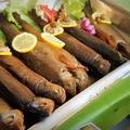 Megnéztük, mit ehetsz a tapolcai Pisztrángfesztiválon