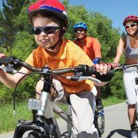 Vezetett kerékpáros túrák Gyenesdiáson