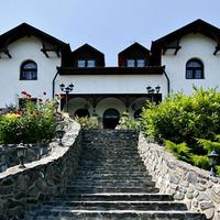 Menő házak a Balatonnál: Szentkirályi-villa, ahol saját ásványvized lehet