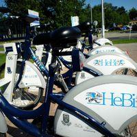 Ingyenes a bringakölcsönzés Hévízen