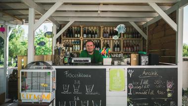 Budapest egyik legmenőbb delikátboltja a Balatonra költözött