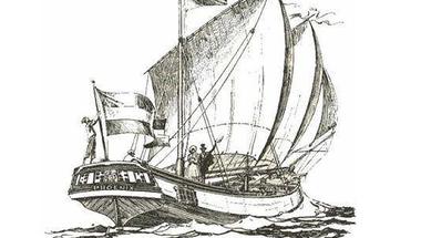 A Balaton legnagyobb vitorlása: a Phoenix gálya