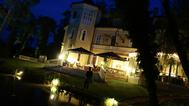 A legjobb éttermek nyomában: Chateau Visz