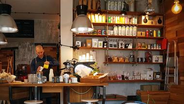 Nemcsak kávéfüggőknek: Füred legjobb kávézója