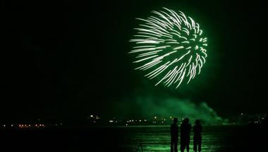 Itt lesznek tűzijátékok a Balatonnál, mutatjuk a teljes listát